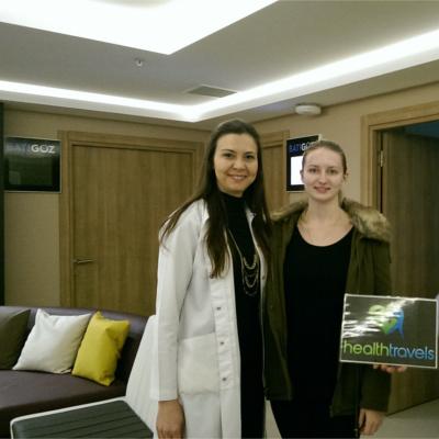 iLasik Erfahrungsbericht Augenlasern Istanbul Christine Ratzlaff