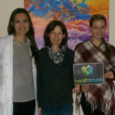 iLasik Augenlasern Istanbul Erfahrungen Franziska Reichel