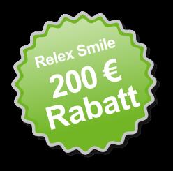 Relex Smile Rabatt