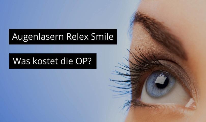 Relex Smile Kosten