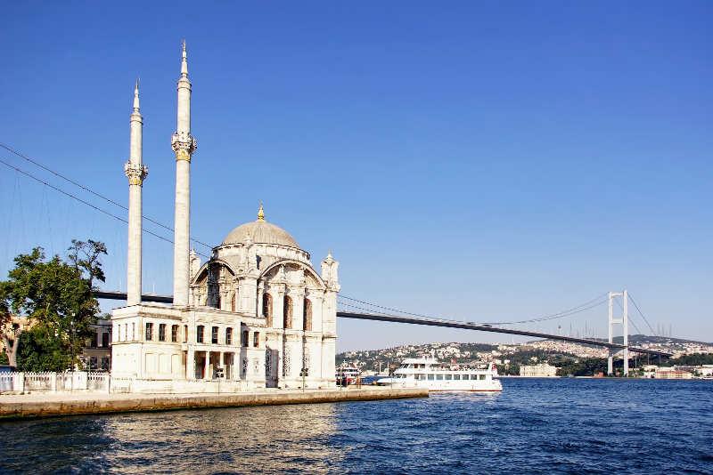 Weltmetropole Istanbul
