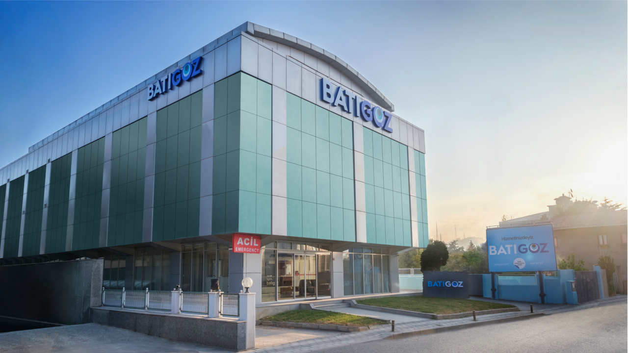 Bati Göz Augenklinik in Istanbul