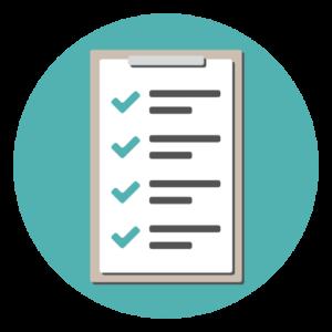 Checkliste Augenklinik