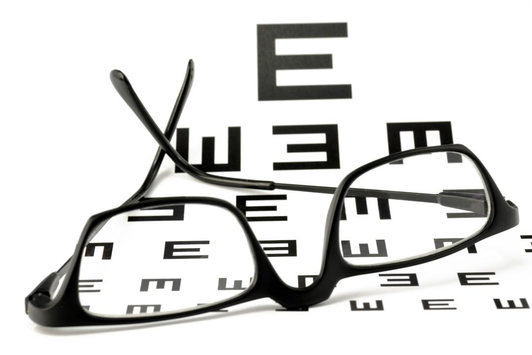 Nie mehr eine Brille dank Augenlasern.