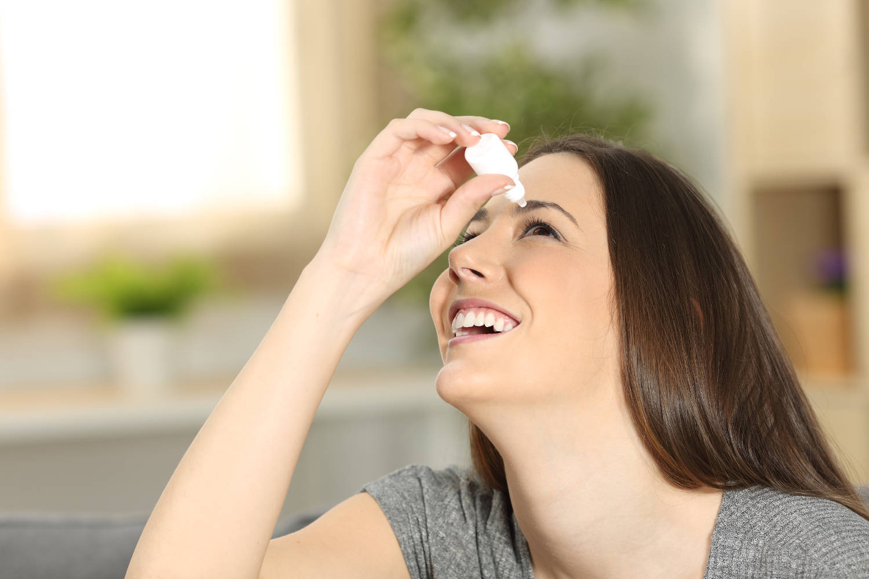 Trockene Augen nach LASIK Augenlasern